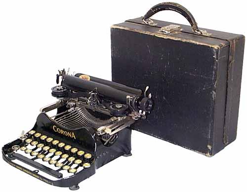 corona the personal writing machine corona 3 194376 black. Black Bedroom Furniture Sets. Home Design Ideas