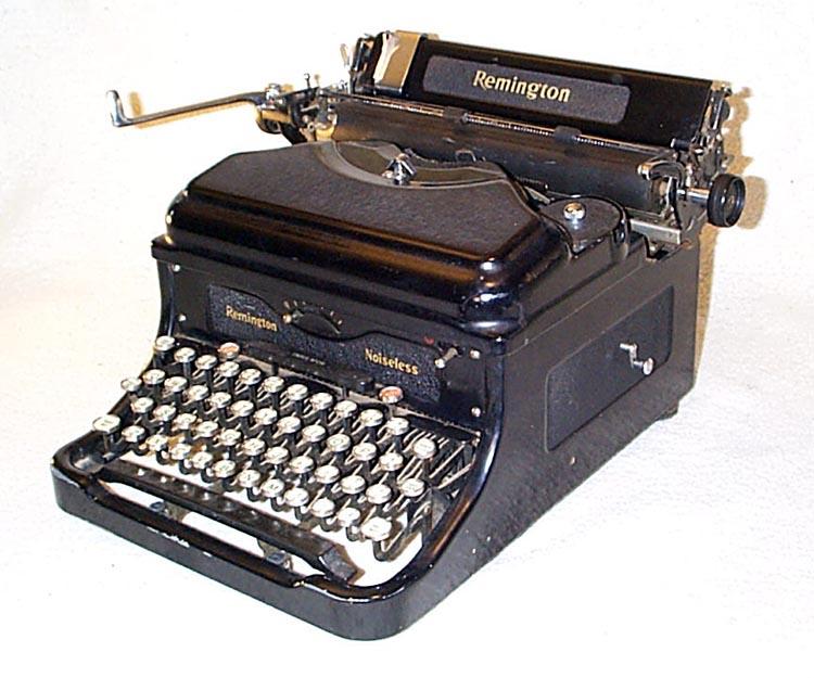S L  Johnson Vintage Office Machine Collection