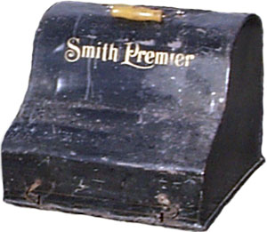 Smith Premier Model No. 2 Lid